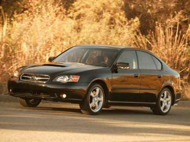 2006 Subaru Legacy Sedan 25i Columbus Oh Chillicothe Grove City