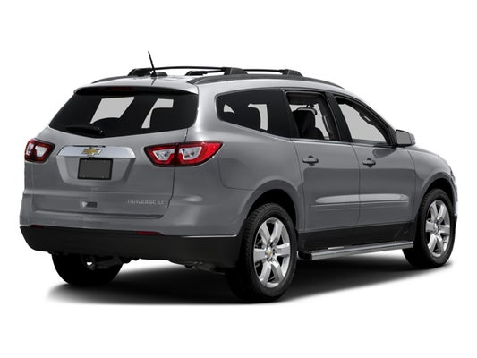 2016 Chevrolet Traverse Lt In Columbus Oh Coughlin Ford Of Circleville