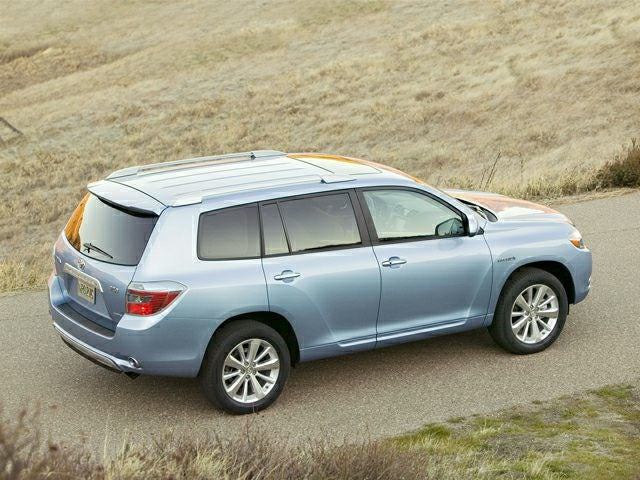 2008 Toyota Highlander Hybrid Limited In Columbus Oh Coughlin Ford Of Circleville